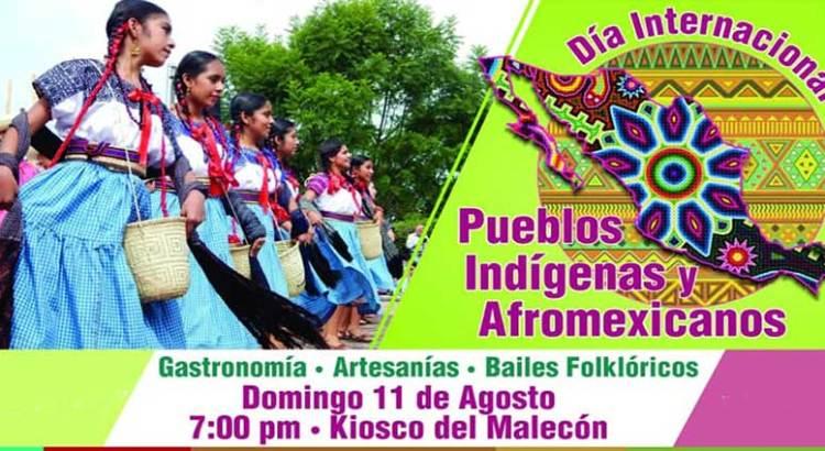Vamos al Festival de los Pueblos Indígenas y Afromexicanos