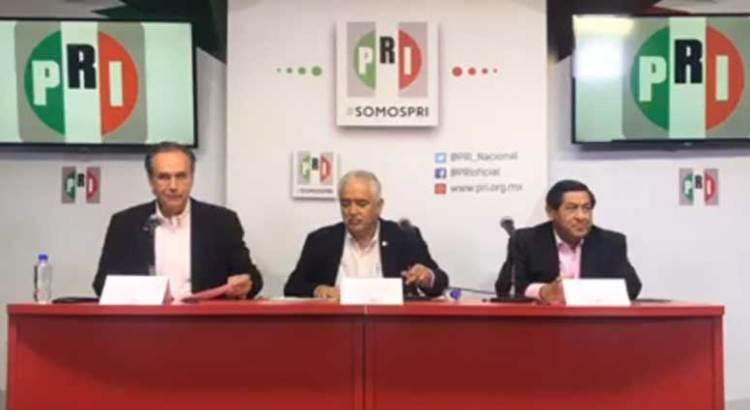 Aventaja Alejandro Moreno en elección interna del PRI