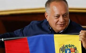 Inicia EU conversaciones secretas con Diosdado Cabello