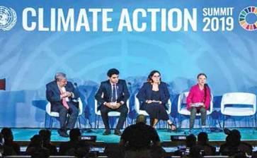 Firman 66 países plan cero emisiones