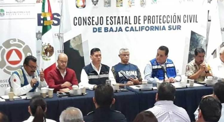 Declaran a La Paz y Los Cabos zona de emergencia