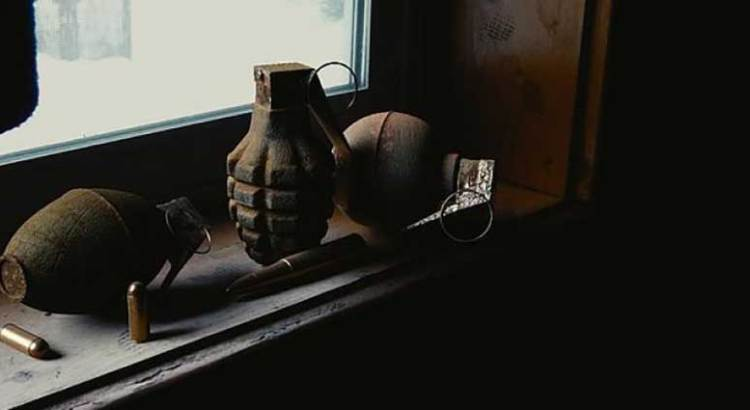 Llevó niño una granada al kinder