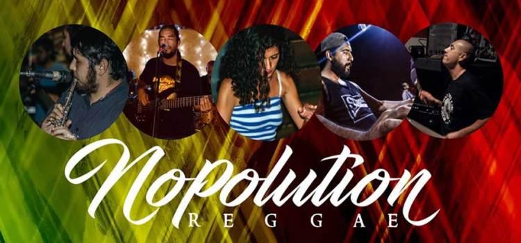 Pasa una noche de reggae con Nopolution