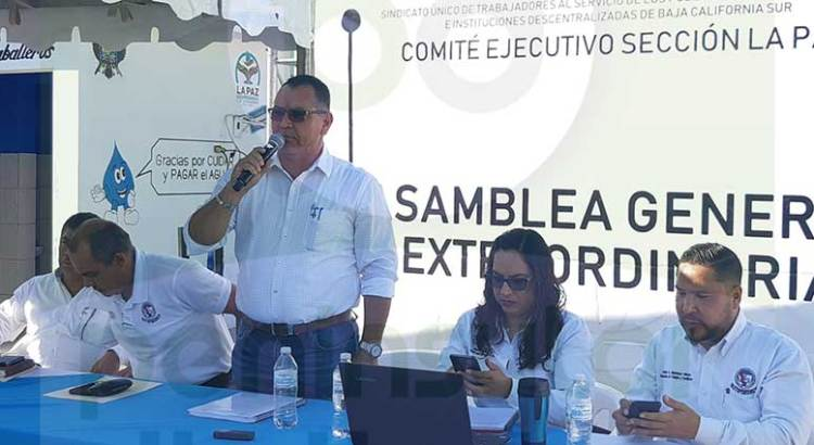 Llegan a acuerdos trabajadores de SAPA La Paz