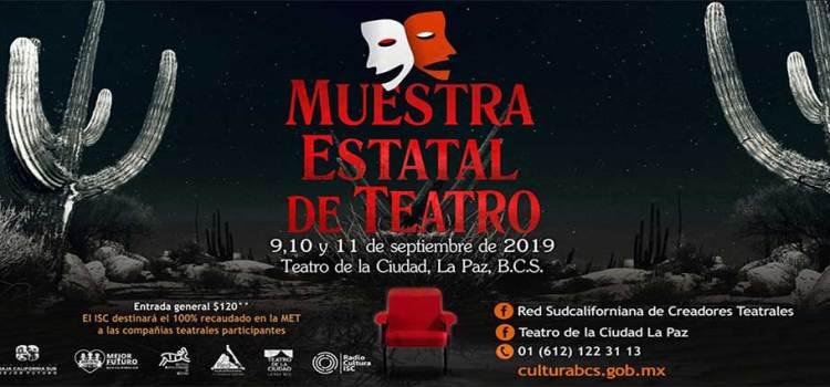 Ya viene la Muestra Estatal de Teatro