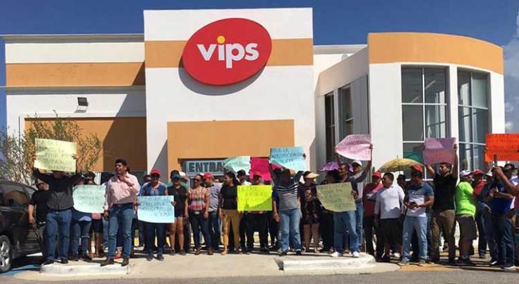 Se une VIPS Los Cabos a manifestación nacional