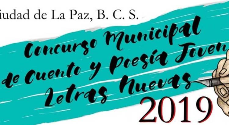 """Invitan a  participar en el concurso """"Letras Nuevas"""""""