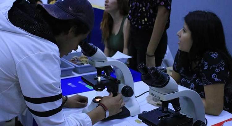 Celebran Festival de Ciencia y Tecnología en la UABCS