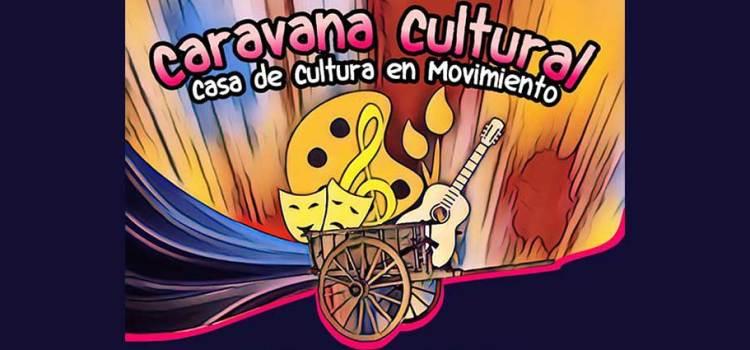 Llega la Caravana Cultural a Melitón Albañez