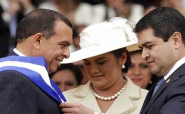 Confiesan narcos que financiaron al presidente de Honduras