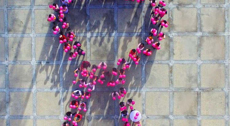 Se suma UABCS a la campaña de prevención contra el cáncer de mama