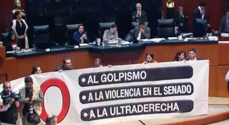 Rechazan repetir votación para elegir a titular de CNDH
