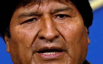 Ofrece México asilo a Evo Morales