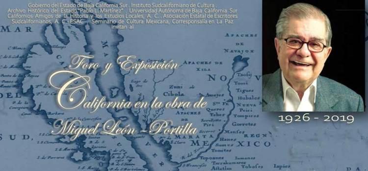California en la obra de Miguel León-Portilla