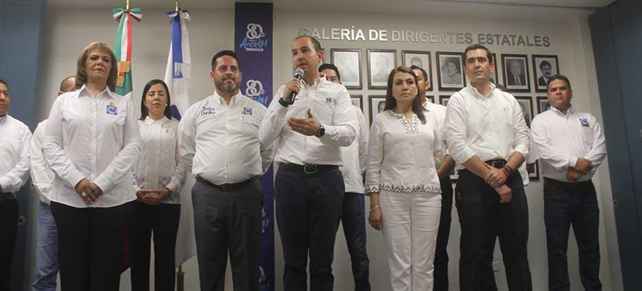 Reprueba Marko Cortés la intromisión de Leonel Cota en el Congreso - Peninsular Digital