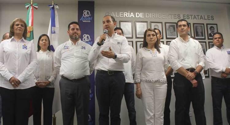 Reprueba Marko Cortés la intromisión de Leonel Cota en el Congreso