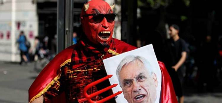 Juicio político contra Piñera