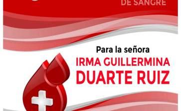Se solicitan donadores de sangre