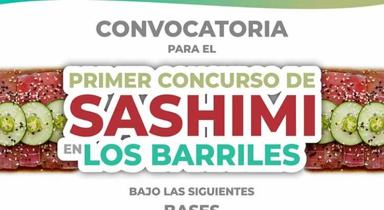 Primer Concurso de Sashimi
