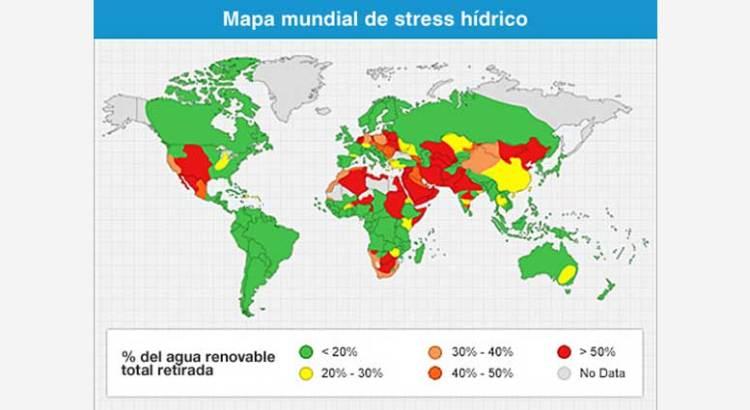 """BCS, el estado con mayor """"estrés hídrico"""" del país"""