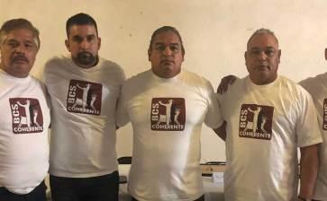 Desconocen a Yasshir García como dirigente de BCS Coherente