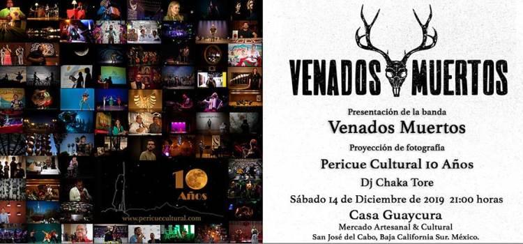 Celebra Pericue Cultural su décimo aniversario