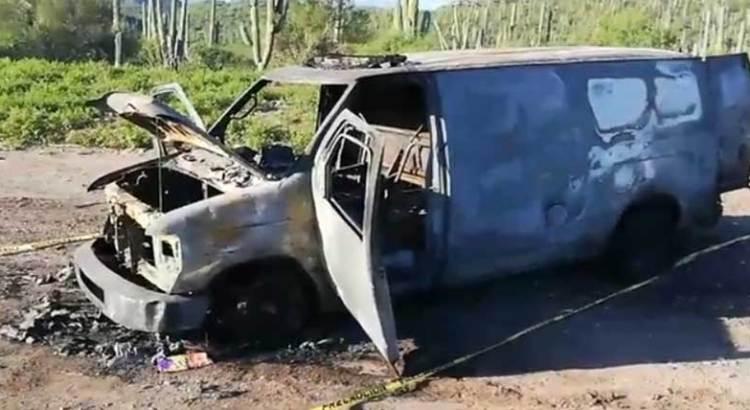 Se incendió una unidad policiaca en Loreto