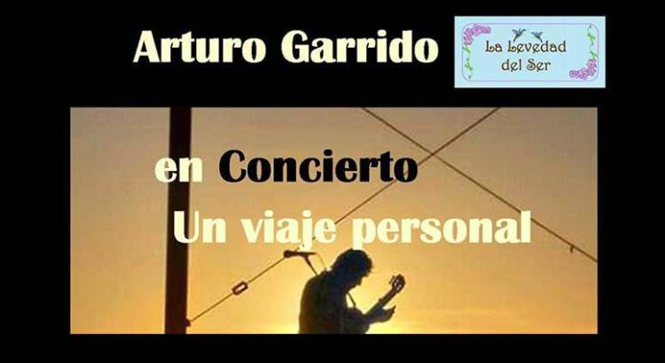 Arturo Garrido en La Levedad del Ser