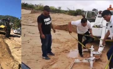 Ciudadanos e iniciativa privada colaboran en limpieza de calles sanluqueñas