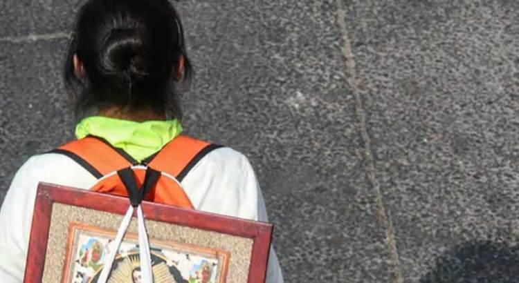 Arrancó el maratón Guadalupe-Reyes