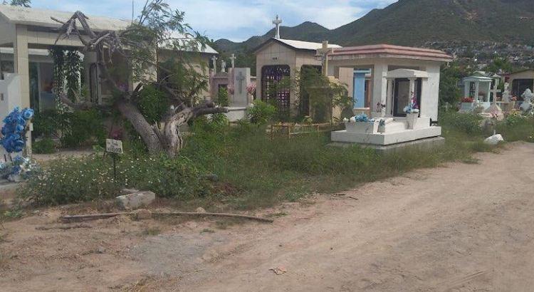 Reabren sus puertas los cementerios de La Paz