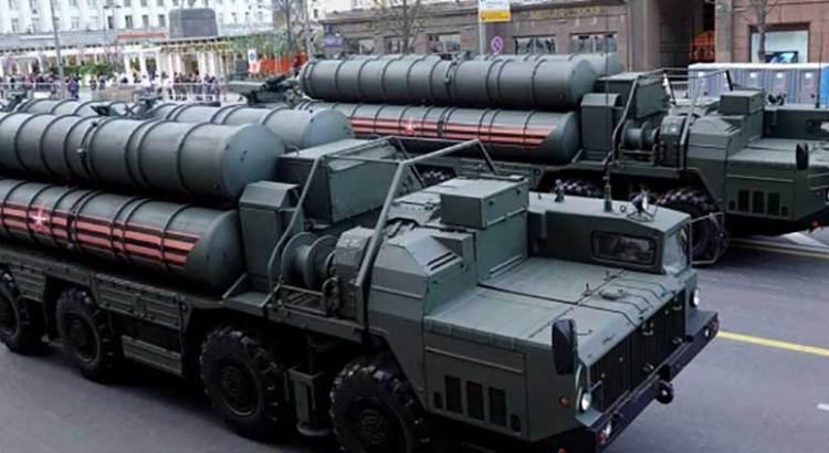 Planea Rusia cúpula antiaérea