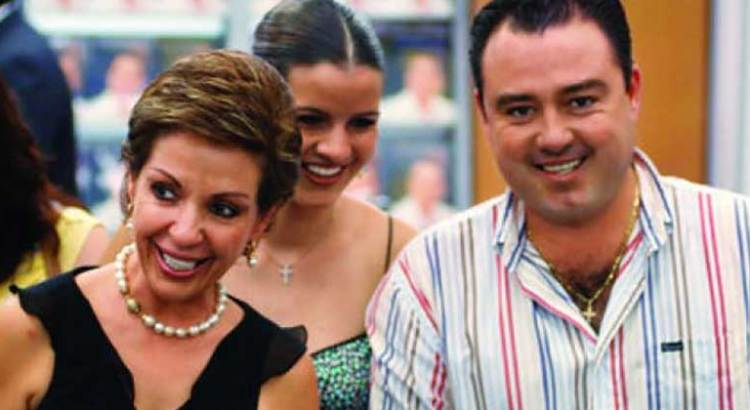 Giran orden de aprehensión contra hijo de Marta Sahagún