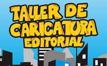 Invitan a «Taller de caricatura editorial»