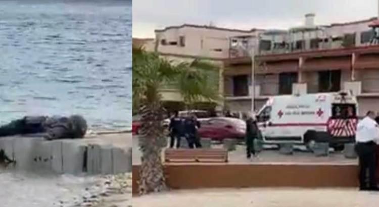 Encuentran cuerpo en el Malecón