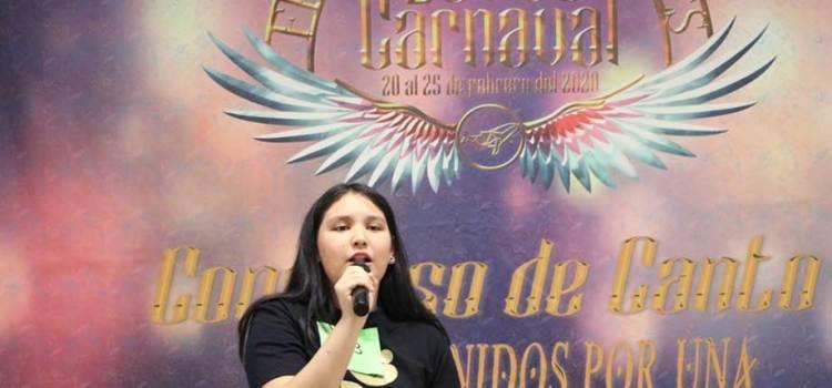 Concurrida semifinal de Concurso de Canto