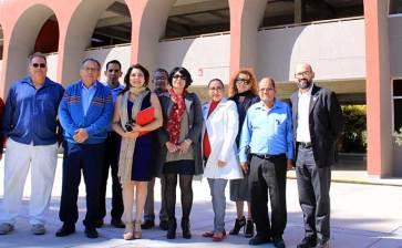 Recibe UABCS visita de la Directora de Educación Superior de la SEP