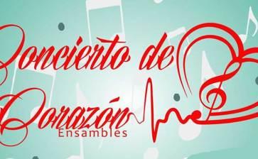 Un concierto de corazón