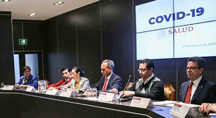 Podría coronavirus provocar hasta 12 mil 500 muertes en México
