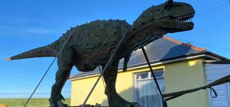 Papi, cómprame un dinosaurio