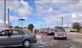 Marcharon sindicalizados del Ayuntamiento de Comondú