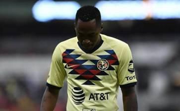 Queda Renato Ibarra definitivamente fuera del América