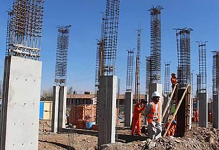 Quedan suspendidas las obras públicas y privadas