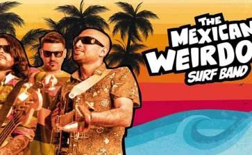 Rockea con los Mexican Weirdoh´s