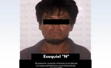 Prisión preventiva para presunto homicida