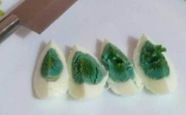 Qué huevos…
