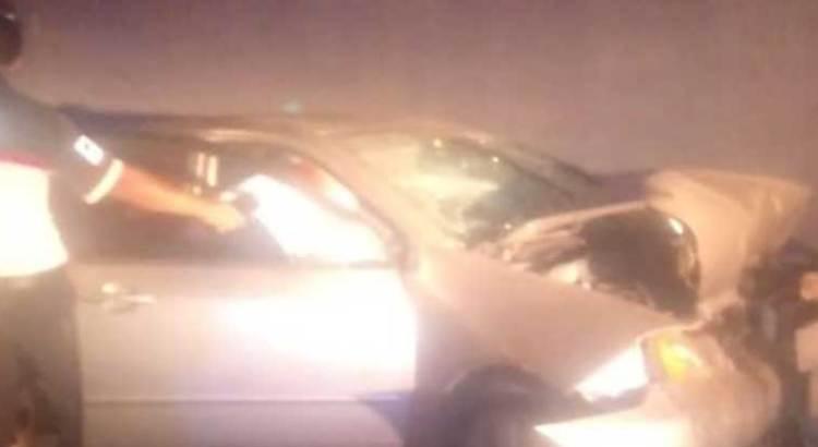Fatal accidente en las calles comundeñas