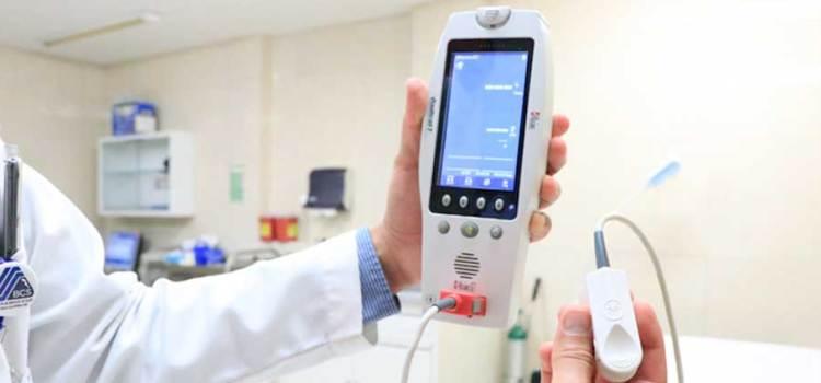 Adquiere Gobierno de BCS equipo médico