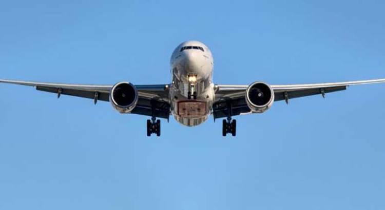 Organizó aerolínea vuelo que no iba a ningún lado