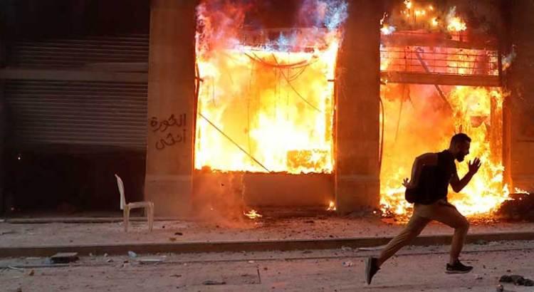 Arde Beirut